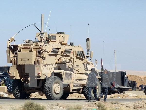 Alerta Malasia sobre campana contra EI de Iraq hinh anh 1