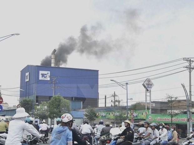 Vietnam confia en sus esfuerzos por reducir gases de efecto invernadero hinh anh 1