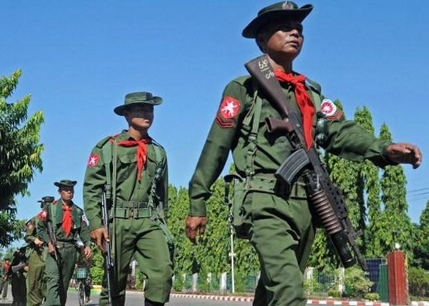 Gobierno de Myanmar acepta demanda de grupos armados no signatarios de NCA hinh anh 1