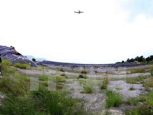 Comienza segunda fase de desintoxicacion de dioxina en aeropuerto de Da Nang hinh anh 1