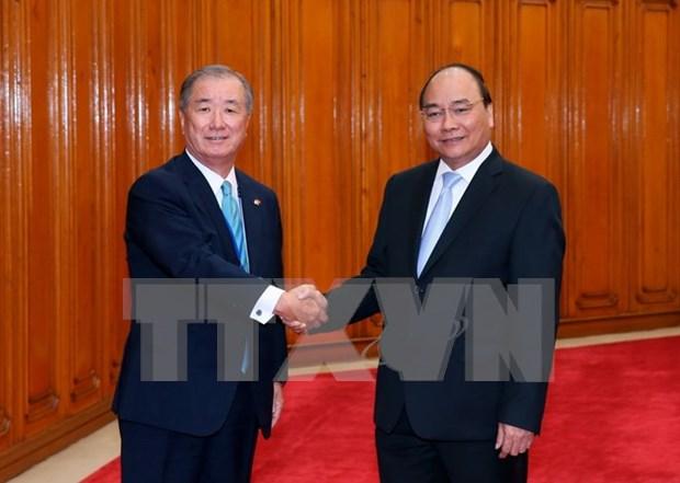 Japon, mayor suministrador de ayuda oficial y segundo inversor en Vietnam hinh anh 1
