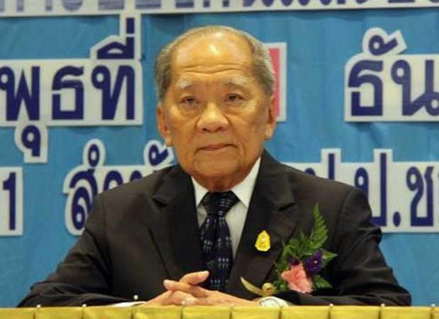 Nombrado exprimer ministro de Tailandia jefe interino del Consejo Privado hinh anh 1