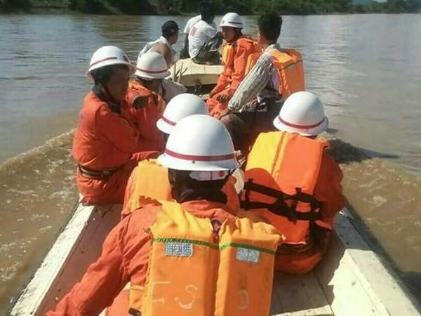 Asciende a 48 numero de victimas en naufragio de ferry en Myanmar hinh anh 1