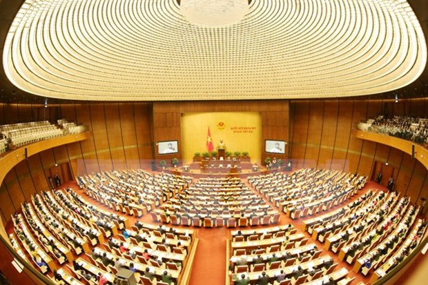 Economia y reformas legales a examen en Parlamento de Vietnam hinh anh 1