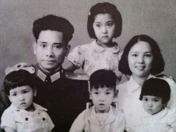 Publican libro sobre eminente militar de Vietnam y China hinh anh 1