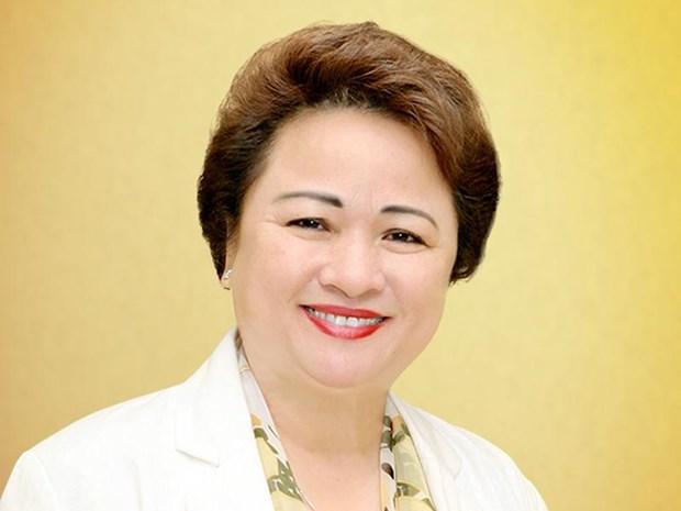 Presidenta de banco vietnamita, empresaria destacada de ASEAN hinh anh 1
