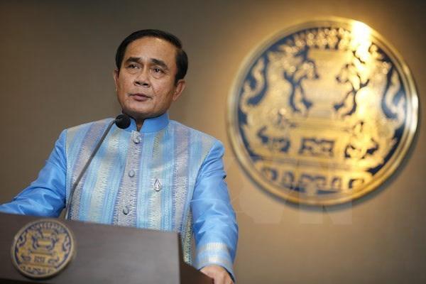 Premier tailandes llama al pueblo a la calma hinh anh 1