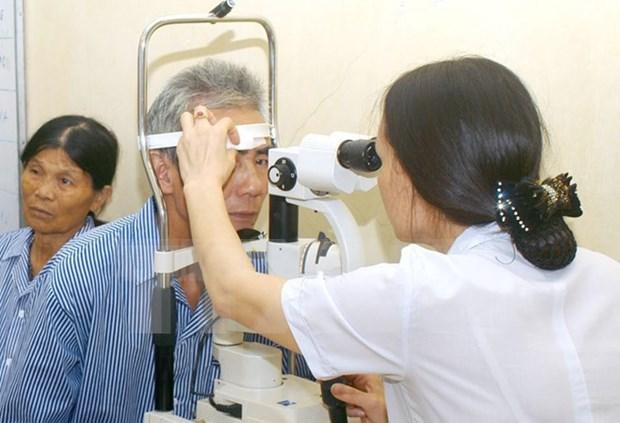 Efectuan Conferencia de Oftalmologia de Vietnam hinh anh 1