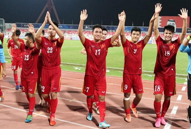 Vietnam continua su sueno en campeonato asiatico de futbol hinh anh 1