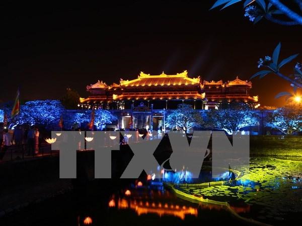 Ciudadela imperial de Hue abrira sus puertas en la noche hinh anh 1