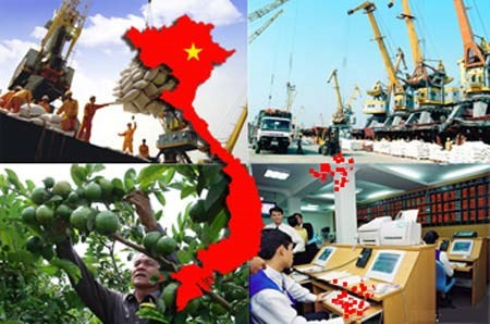 Diputados vietnamitas proponen soluciones al desarrollo economico nacional hinh anh 1