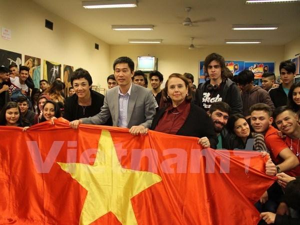Promocionan pais y gente vietnamita en Argentina hinh anh 1