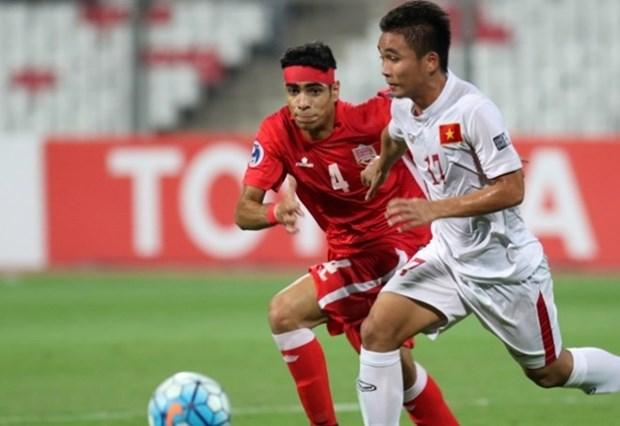 Vietnam se clasifica para Copa Mundial de Futbol Sub-20 hinh anh 1