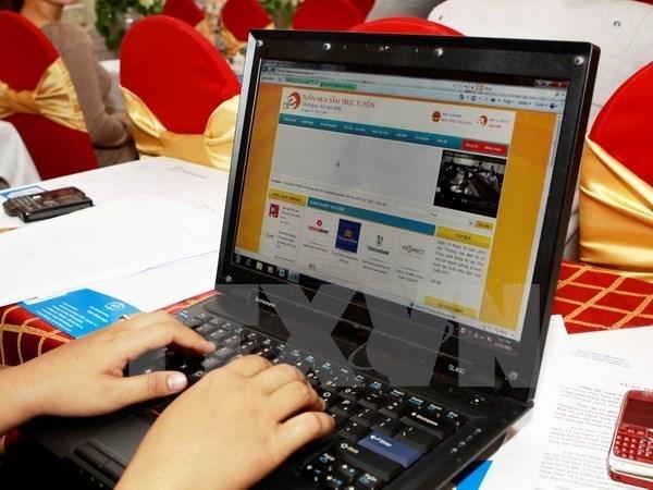 Sugieren a empresas vietnamitas aprovechar comercio electronico hinh anh 1