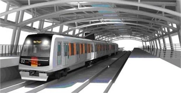 Belarus busca cooperacion en desarrollo del metro de Hanoi hinh anh 1