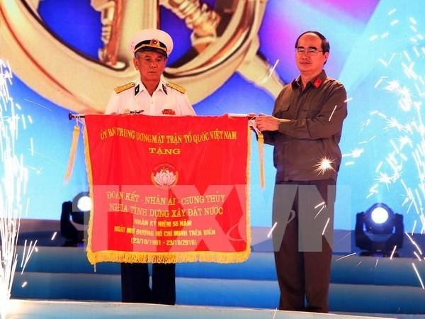 Celebran en Vietnam aniversario de la historica ruta maritima Ho Chi Minh hinh anh 1