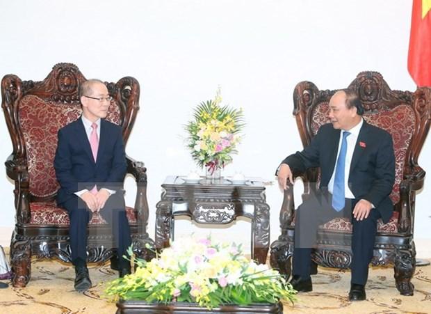 Premier de Vietnam solicita cooperacion de OMM en lucha contra el cambio climatico hinh anh 1
