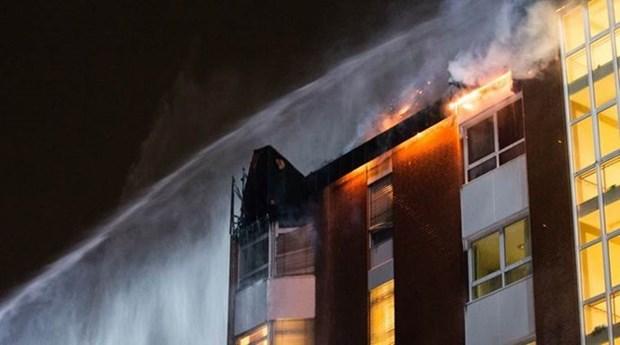 Malasia: Incendio en hospital deja al menos seis muertos hinh anh 1