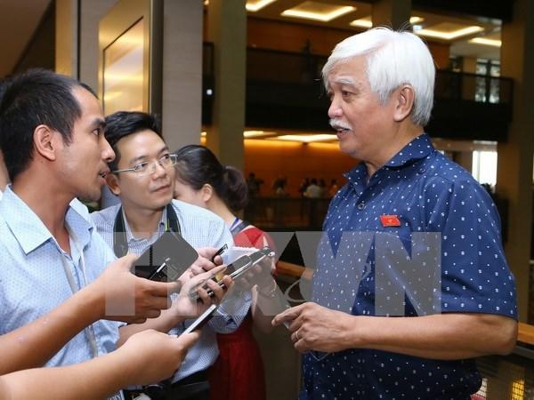 No hay zona prohibida en lucha contra la corrupcion, opinan diputados vietnamitas hinh anh 1