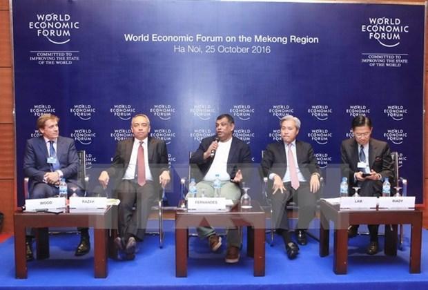Foro de Economia Mundial presentara Consejo de Negocios en ASEAN hinh anh 1