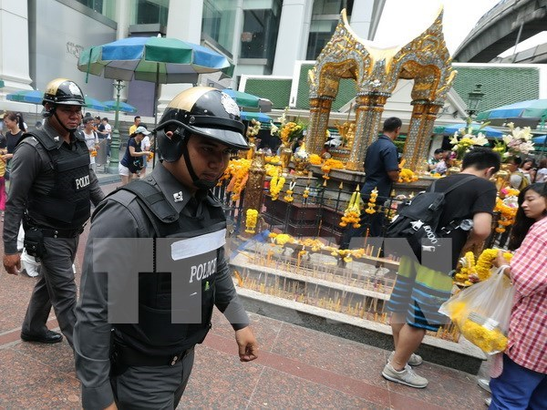 Ataque con bomba provoca perdidas humanas en Tailandia hinh anh 1