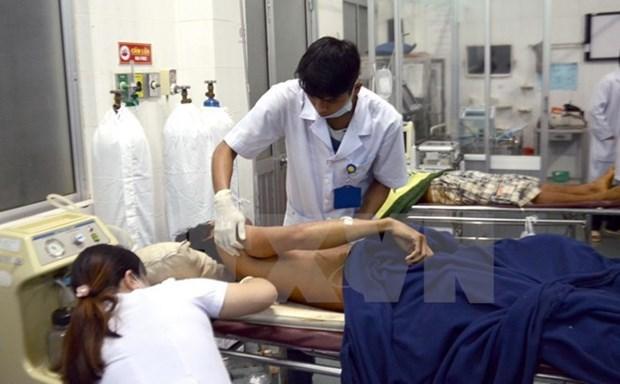 Victimas de tiroteo se encuentran en estable estado de salud hinh anh 1
