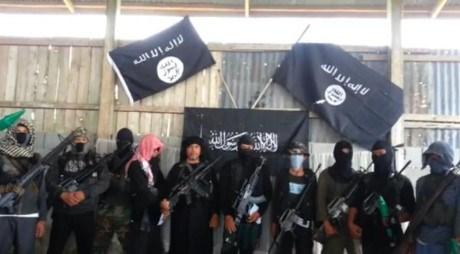 Indonesios se suman a grupos pro Estado Islamico en Filipinas hinh anh 1