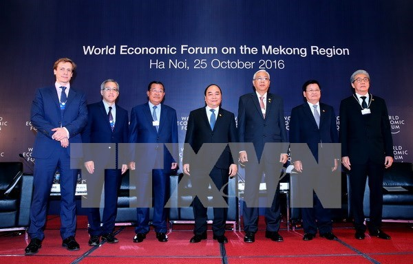 Comparten en Vietnam visiones sobre desarrollo de region de Mekong hinh anh 1