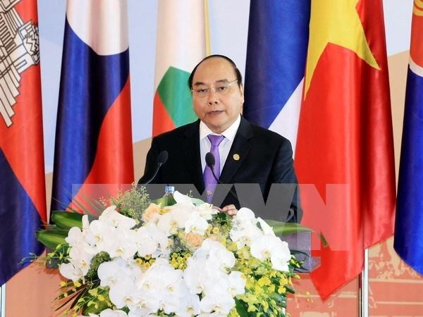 Inauguran en Vietnam importantes cumbres regionales hinh anh 1