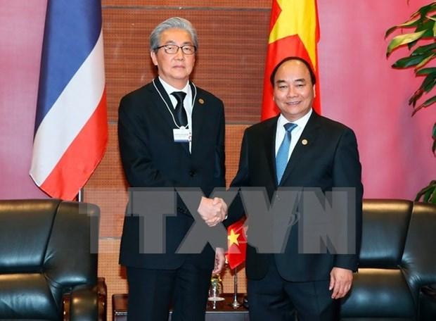 Vietnam y Tailandia trabajan para garantizar el uso del agua del rio Mekong hinh anh 1