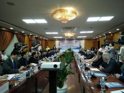 Vietnam y Belarus incrementan nexos comerciales e inversionistas hinh anh 1