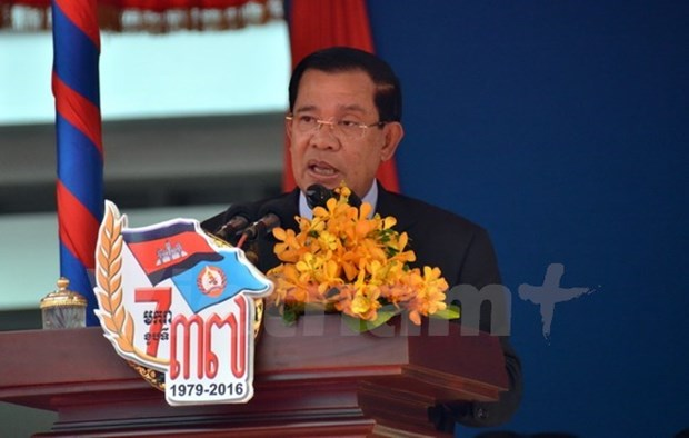 Vietnam y Camboya promoveran aun mas sus lazos economicos hinh anh 1