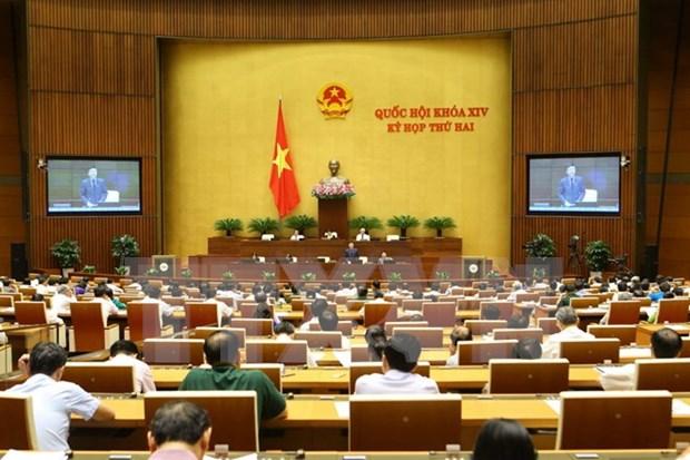 Parlamento vietnamita analiza borrador de enmiendas a Codigo Penal hinh anh 1