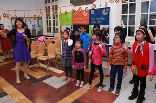 Celebraran en Hanoi el Dia Europeo de las Lenguas hinh anh 1