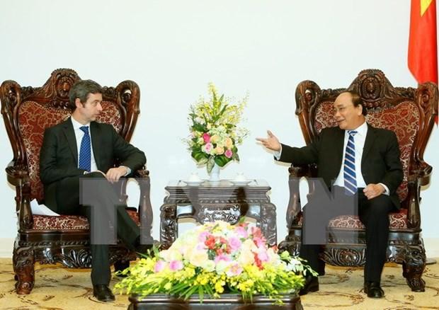 Vietnam apoya cooperacion en justicia con Italia, dice premier hinh anh 1