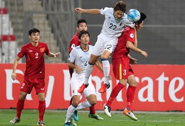 Vietnam no pudo dar la sorpresa ante Japon en campeonato regional de futbol hinh anh 1