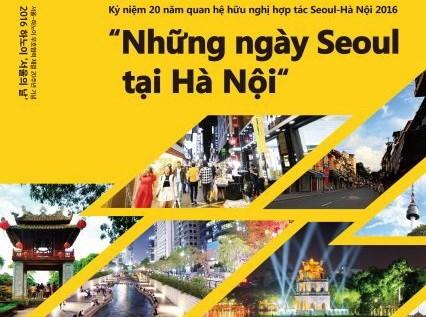 Inauguran los Dias de Seul en Hanoi hinh anh 1