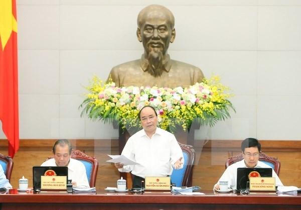 Premier exhorta mas esfuerzos para lograr metas socioeconomicas del ano hinh anh 1