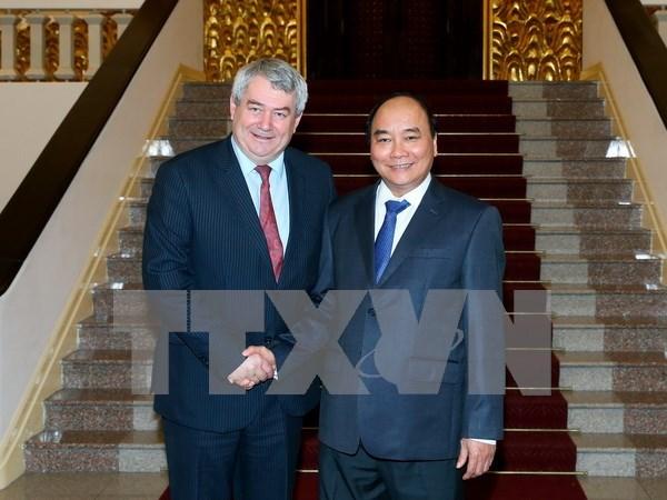 Vietnam y Republica Checa incrementan cooperacion economica hinh anh 1