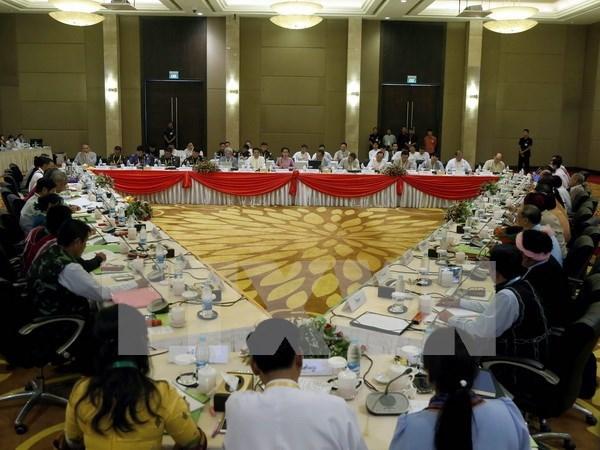 Myanmar celebrara primer dialogo politico a nivel nacional en proximo mes hinh anh 1