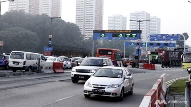 Malasia aplica cobro de entrada a vehiculos extranjeros hinh anh 1