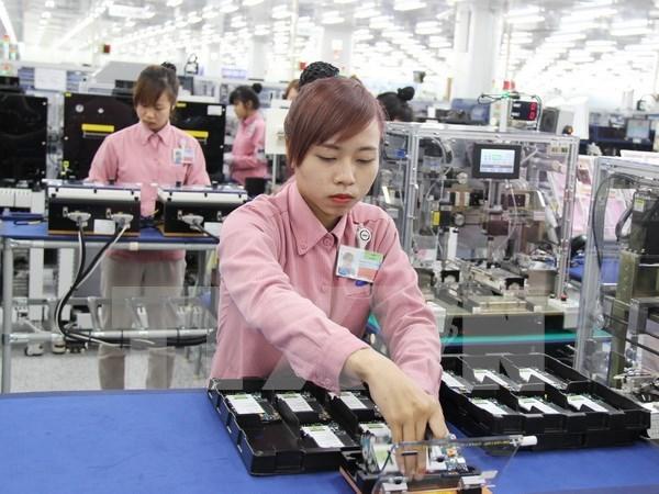 Vietnam registra superavit de mas de tres mil 500 millones de USD hinh anh 1