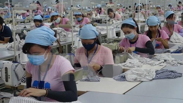 Leve aumento de indice de produccion industrial de Vietnam hinh anh 1