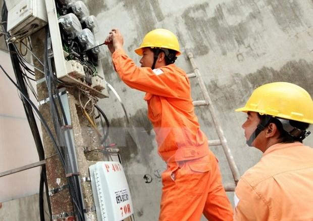 Vietnam salta cinco puestos en el ranking de acceso a la electricidad hinh anh 1