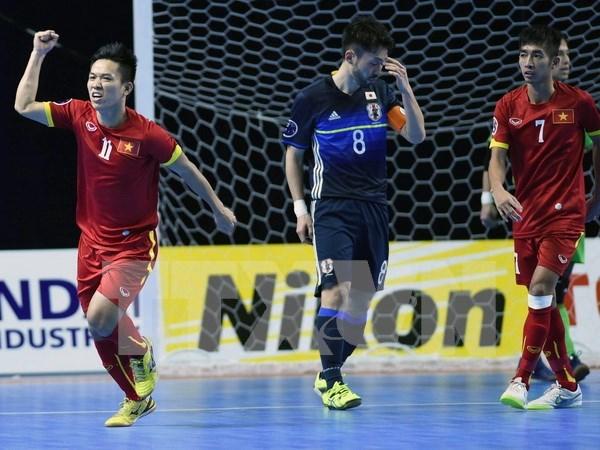 Vietnam acogera Campeonato sudesteasiatico futbol de sala en 2017 hinh anh 1