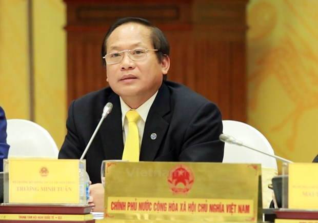 Agencias de noticias deben operar bajo principios, destaca ministro vietnamita hinh anh 1