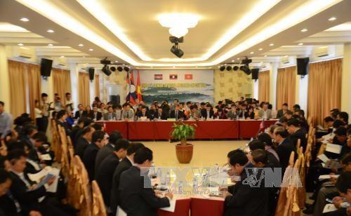 Aceleran aprobacion de tratado comercial Camboya-Laos-Vietnam hinh anh 1