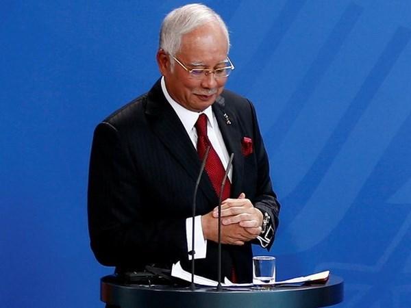 Premier malasio inicia visita de trabajo a China hinh anh 1