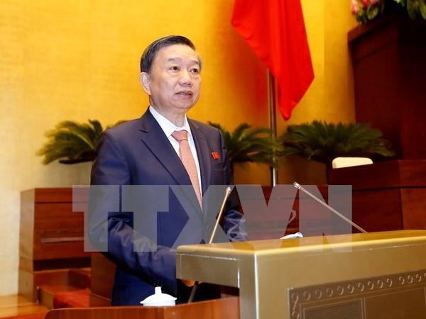 Parlamento de Vietnam analiza hoy planes de finanzas e inversion publica hinh anh 1