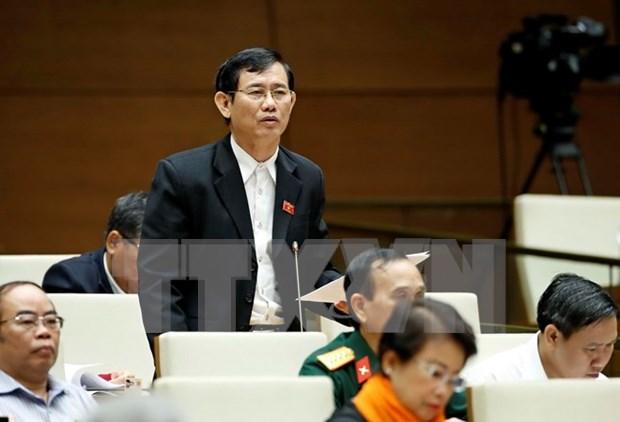 Asamblea Nacional analiza plan de inversion publica hinh anh 1